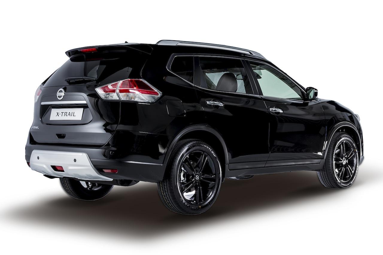 Nissan X Trail Black Edition : nissan qashqai y x trail black edition apuesta por la exclusividad ~ Gottalentnigeria.com Avis de Voitures