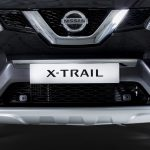 Nissan X-Trail Black Edition detalle frontal