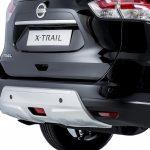 Nissan X-Trail Black Edition detalle trasera