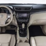 Nissan X-Trail Black Edition interior
