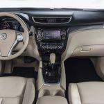 Nissan X-Trail Black Edition interior