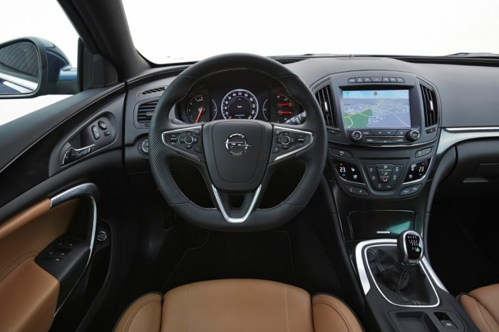 Opel Insignia Innovative Edition 2016 interior
