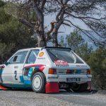 Peugeot 205 Turbo 16 Evolution 1 Group B 1984 02