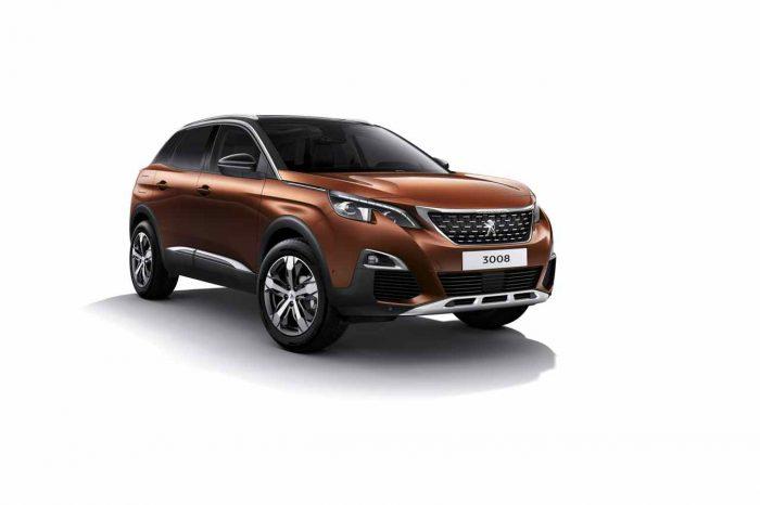 Peugeot 3008 2017 14