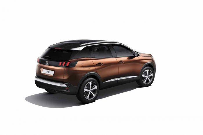 Peugeot 3008 2017 17