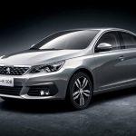 Peugeot 308 Sedan China 2016