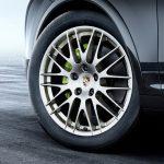 Porsche Cayenne S E Hybrid Platinum Edition 2016 llantas
