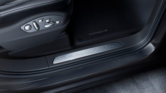Porsche Cayenne S E Hybrid Platinum Edition 2016