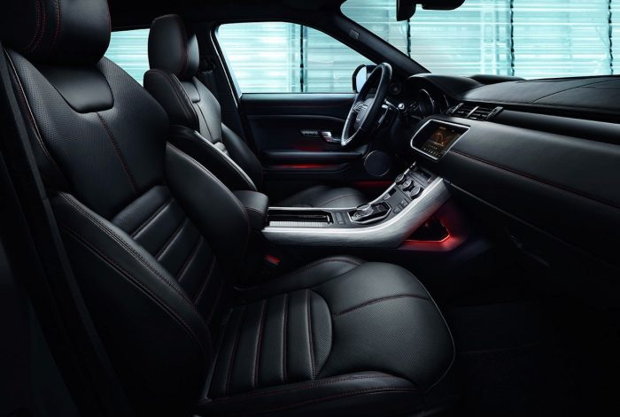 Range Rover Ember Edition 2016 interior 02