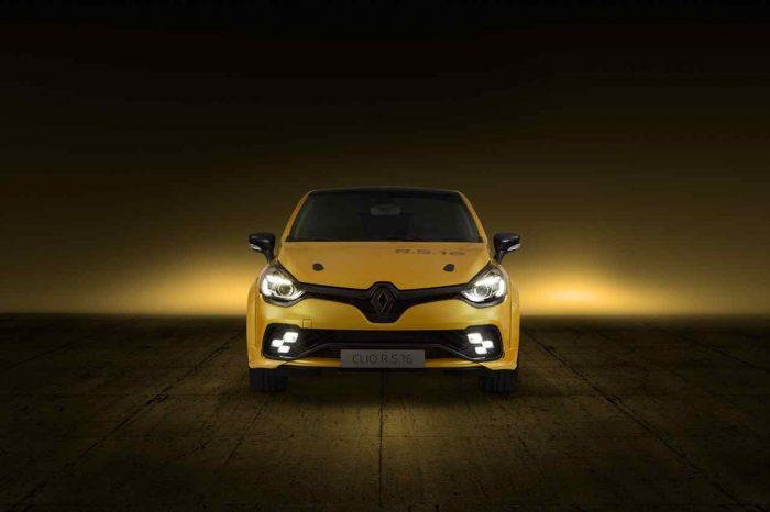 Renault Clio R.S. 16 concept 16