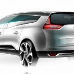Renault Grand Scenic 2016 boceto 5