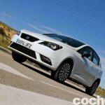 Seat Ibiza Connect 2016 prueba 8