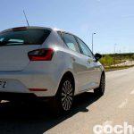 Seat Ibiza Connect 2016 prueba 9