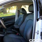 Seat Ibiza Connect 2016 prueba interior 12