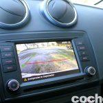 Seat Ibiza Connect 2016 prueba interior 18