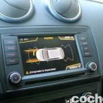 Seat Ibiza Connect 2016 prueba interior 19