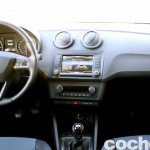 Seat Ibiza Connect 2016 prueba interior 23