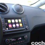 Seat Ibiza Connect 2016 prueba interior 4