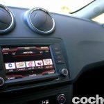 Seat Ibiza Connect 2016 prueba interior 5