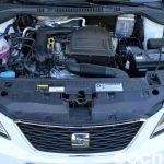 Seat Ibiza Connect 2016 prueba motor 1