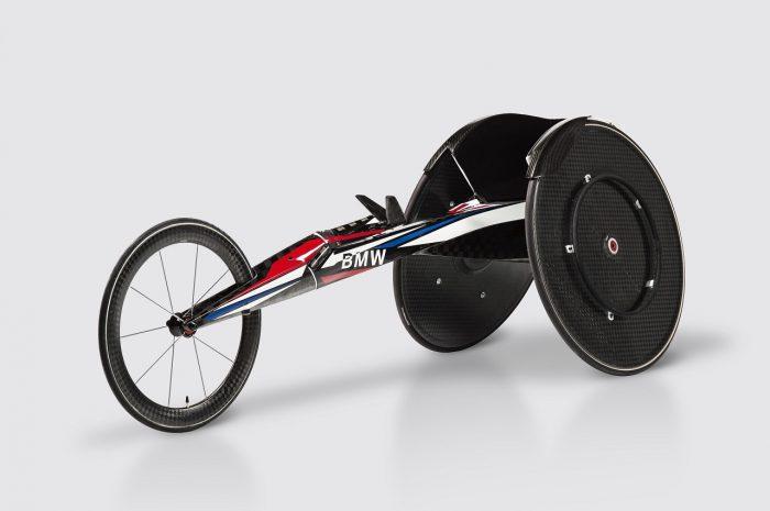 Silla de ruedas BMW juegos paralímpicos 2016 1