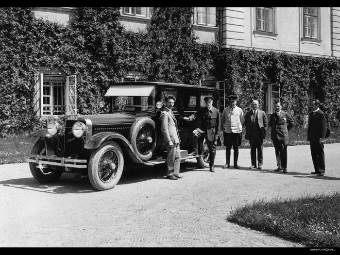 Skoda Hispano Suiza de 1926