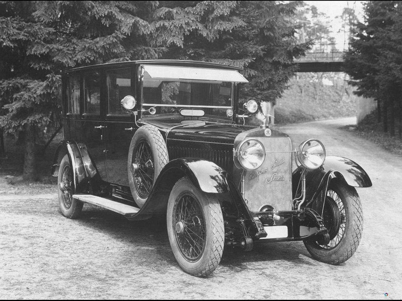 Skoda Hispano Suiza de 19261