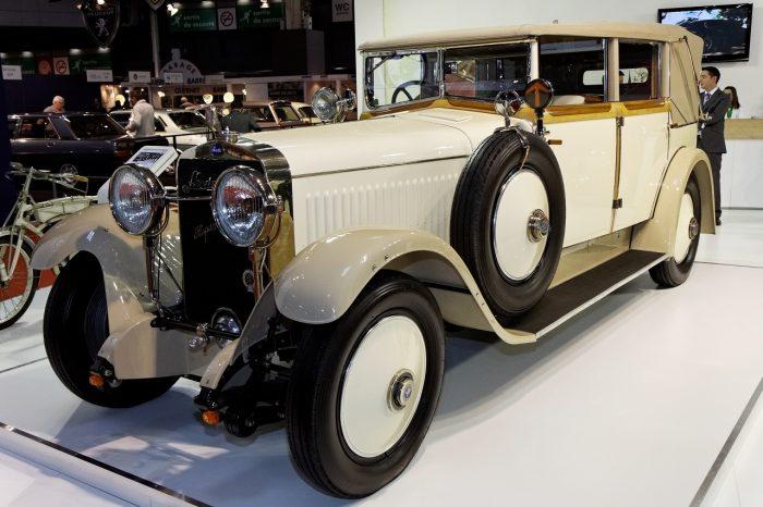 Skoda Hispano Suiza de 19262