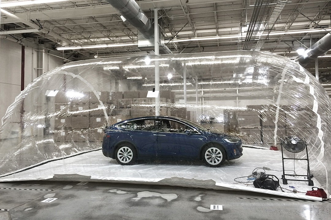 Tesla arma biológica