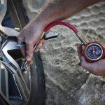 Toyota Hilux 2016 presion ruedas