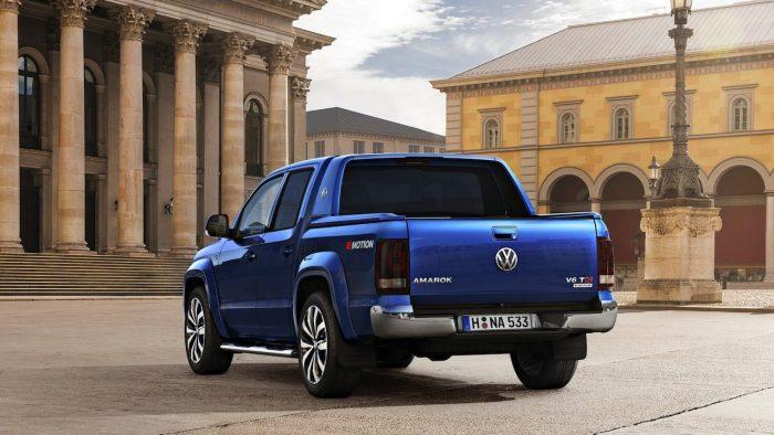 Volkswagen Amarok 2017 02