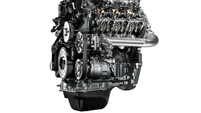 Volkswagen Amarok 2017 motor V6