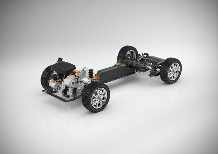 CMA with T5 Twin Engine powertrain – 3/4 view