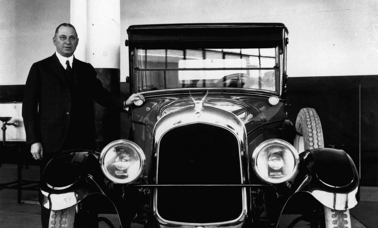 Walter Percy Chrysler