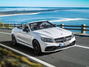 Mercedes AMG C 63 S Cabriolet A205  2016