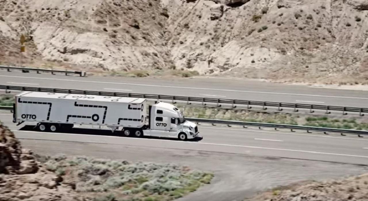 camion autonomo