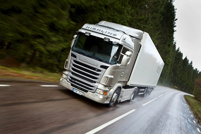 """Scania"