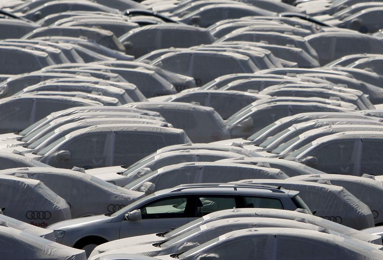 coches nuevos stock