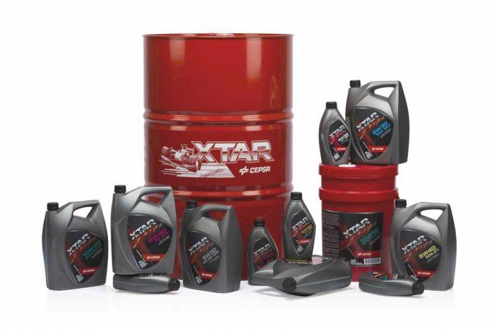 gama lubricantres XTAR de Cepsa