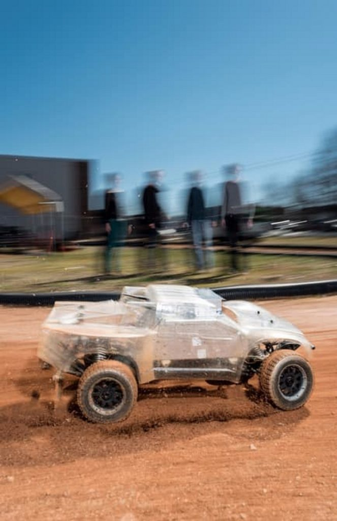 rally autonomo
