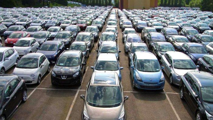 vehiculos stock