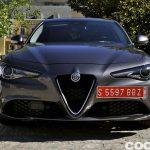 Alfa Romeo Giulia 2.2 180 CV 2016 prueba 01