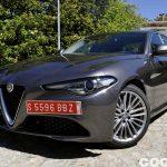 Alfa Romeo Giulia 2.2 180 CV 2016 prueba 22