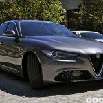 Alfa Romeo Giulia 2.2 180 CV 2016 prueba 23