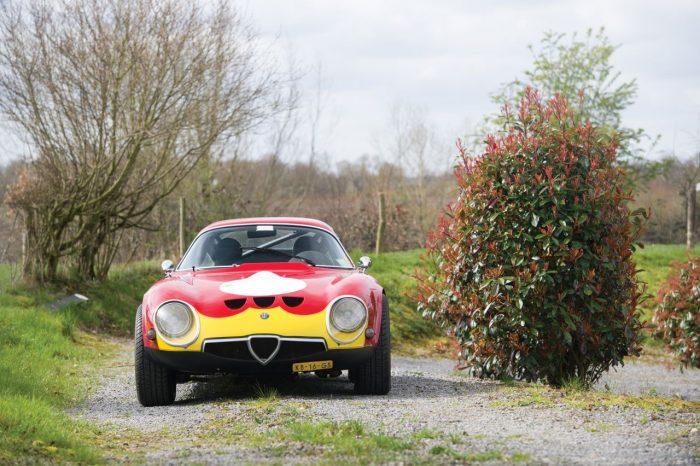 Alfa Romeo Giulia TZ 1965 23
