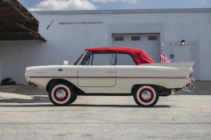 Amphicar Model 770 12