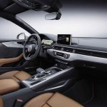 Audi A5 Coupé 2017 interior