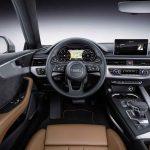 Audi A5 Coupé 2017 Cockpit