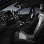 BMW M3 30 Jahre 2016 interior 3