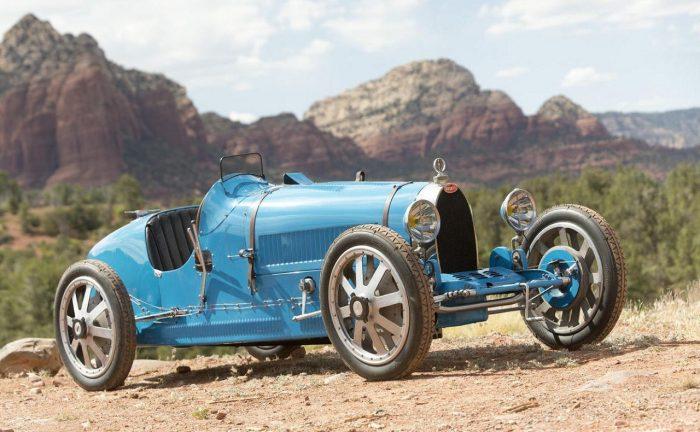 Bugatti Type 35 1924